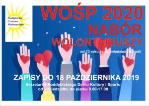 PCW ogłasza nabór wolontariuszy