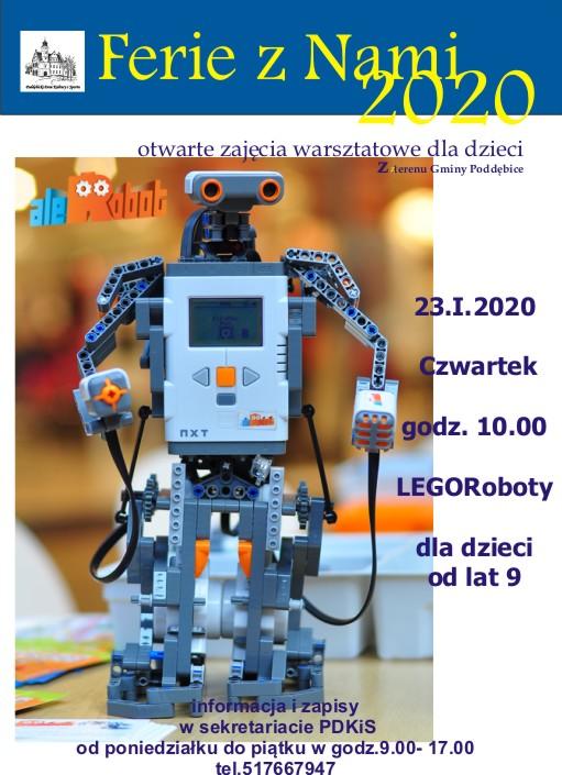 Ferie z Nami-LegoRoboty 2020